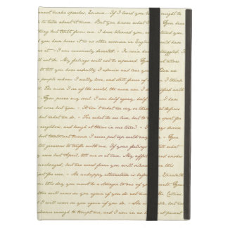 Funda Para iPad Air Las citas del mejor de Jane Austen