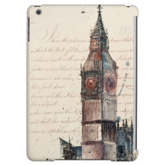 Funda Para iPad Air Letras de Big Ben