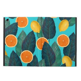 Funda Para iPad Air limones y trullo de los naranjas