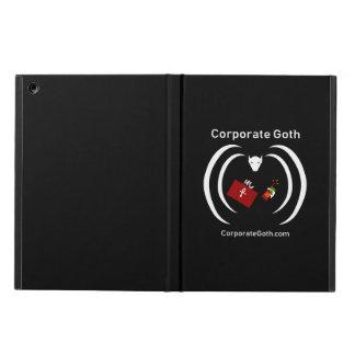 Funda Para iPad Air Logotipo tradicional en la caja del aire del iPad