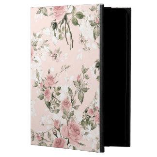 Funda Para iPad Air Moda lamentable, moda francesa, vintage, floral,