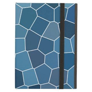 Funda Para iPad Air Modelo azul elegante de moda