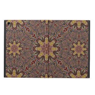 Funda Para iPad Air Modelo floral étnico abstracto colorido de la