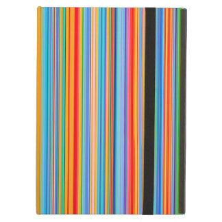 Funda Para iPad Air Modelo rayado multicolor