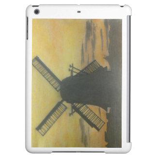 Funda Para iPad Air molino de viento en Holanda