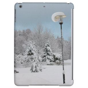 Funda Para iPad Air País de las maravillas del invierno