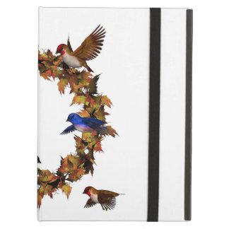 Funda Para iPad Air Pájaros del otoño