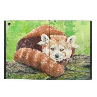 Funda Para iPad Air Panda roja
