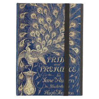 Funda Para iPad Air Pavo real 1894 del orgullo y del perjuicio de Jane
