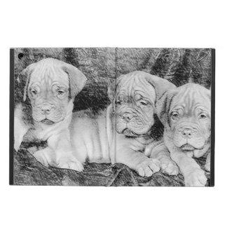 Funda Para iPad Air Perritos de Dogue de Bordeaux