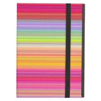 Funda Para iPad Air Personalice - el fondo multicolor de la pendiente