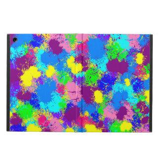 Funda Para iPad Air Pinte la salpicadura