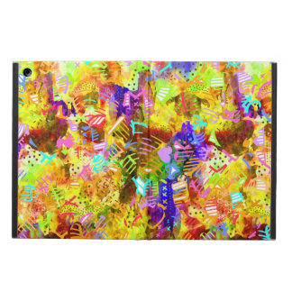 Funda Para iPad Air Pintura abstracta colorida linda