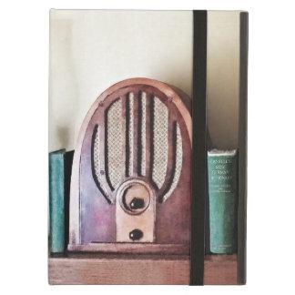 Funda Para iPad Air Radio de los años 30 del vintage