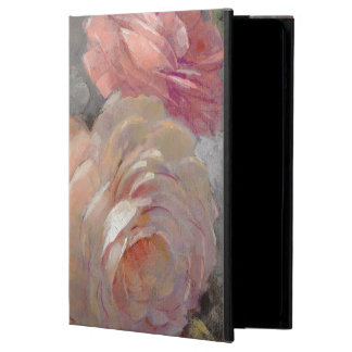 Funda Para iPad Air Rosas con gris