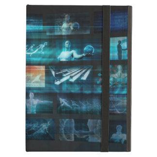Funda Para iPad Air Tecnología de la información o ÉL Infotech como