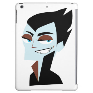 FUNDA PARA iPad AIR VAMPIRO