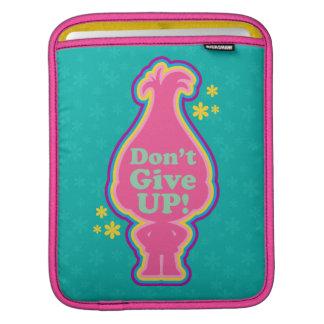 Funda Para iPad ¡Amapola de los duendes el   - no dé para arriba!