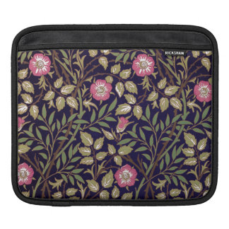 Funda Para iPad Arte floral Nouveau del Briar dulce de William