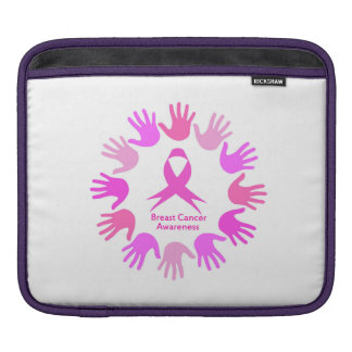 Funda Para iPad Ayuda de la conciencia del cáncer de pecho