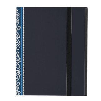 Funda Para iPad Azul del modelo de Viking