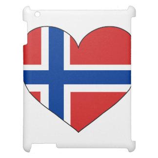 Funda Para iPad Bandera de Noruega simple