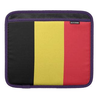 Funda Para iPad Bandera nacional de Bélgica