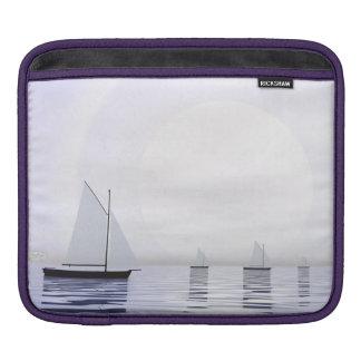 Funda Para iPad Barcos de navegación - 3D rinden