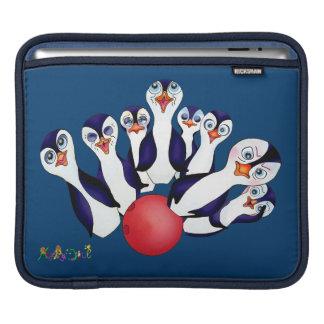 Funda Para iPad Bolos felices y Penguinpins por los comp felices