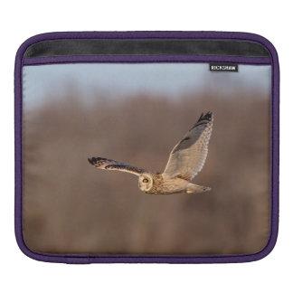 Funda Para iPad búho Cortocircuito-espigado en vuelo