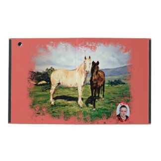 Funda Para iPad Caballos/Cabalos/Horses