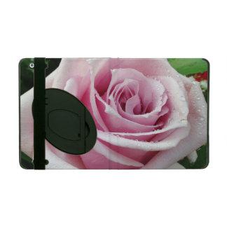 Funda Para iPad Caja floral color de rosa rosada del iPad 2/3/4