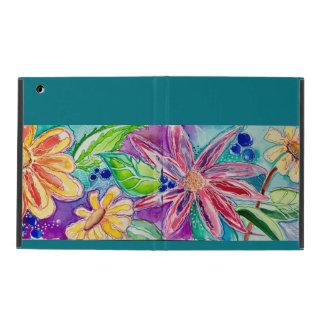 Funda Para iPad Caja ideal tropical del aire 2 del iPad