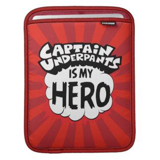 Funda Para iPad Capitán Underpants el | mi héroe