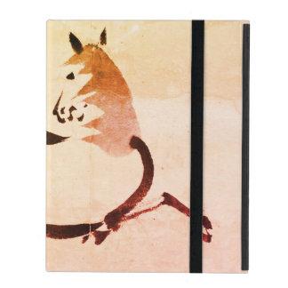 Funda Para iPad caso del iPad 2/3/4 sin caballo del chino de
