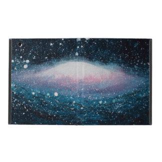 Funda Para iPad Caso del iPad de la galaxia - diseño pintado