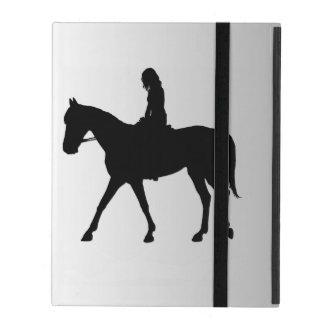 Funda Para iPad Chica en la plata del caballo