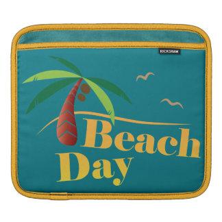 Funda Para iPad Día perfecto de la playa del verano