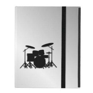 Funda Para iPad Diseño determinado de la música del tambor