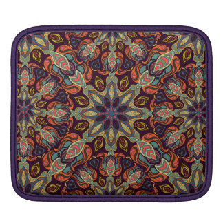 Funda Para iPad Diseño floral del modelo del extracto de la