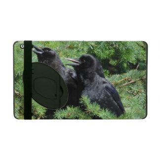 Funda Para iPad Dos cuervos