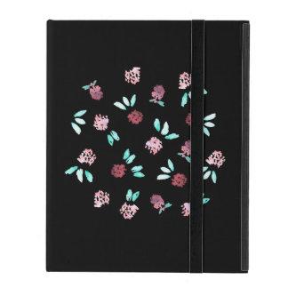 Funda Para iPad El trébol florece la caja del iPad 2/3/4 sin
