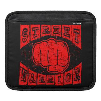 Funda Para iPad guerrero de la calle