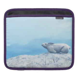 Funda Para iPad Liebres árticas, lepus arcticus, o conejo polar