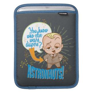 Funda Para iPad Los astronautas del bebé el   de Boss