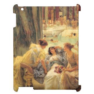 Funda Para iPad Los baños de Caracalla de Lawrence Alma-Tadema