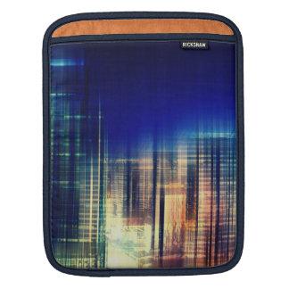 Funda Para iPad Luces de la ciudad