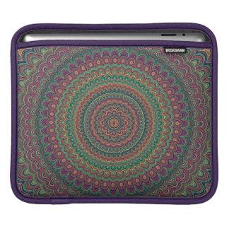 Funda Para iPad Mandala de la flor