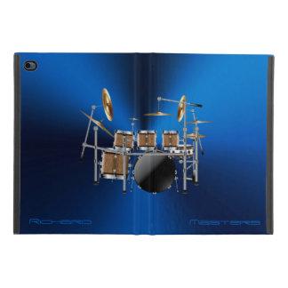 Funda Para iPad Mini 4 Caja determinada del aire del iPad del tambor de