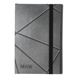 Funda Para iPad Mini 4 Falsos casos de encargo metalizado del dispositivo
